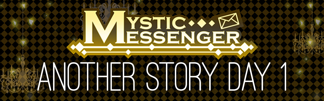 mystic messenger another story chat times