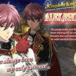 Walkthrough – Princess to Be – Alex Rhondhurd