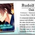 Walkthrough – Modern Cinderella – Rudolf Oak