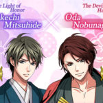 Walkthrough – Samurai Love Ballad Party – Akechi Mistuhide v Oda Nobunaga