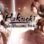 Hakuoki Edo Blossom Character Trailer Released