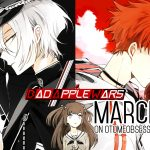 It's Bad Apple Wars March on the Otome Obsessed Stream