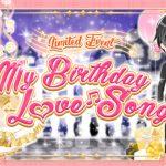 Event Info – Rental Boyfriends – My Birthday Love Song