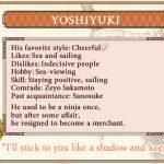 Walkthrough – Ninja Shadow – Yoshiyuki