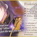 Walkthrough – Lost Alice – Frederick Grey