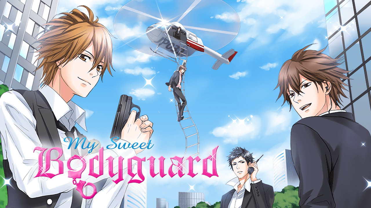 My Sweet Bodyguard Title