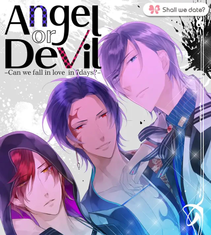Angel or Devil Title Image