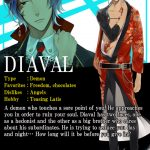 Walkthrough – Shall We Date? Angel or Devil – Diaval