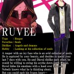 Walkthrough – Shall We Date? Angel or Devil – Ruvel
