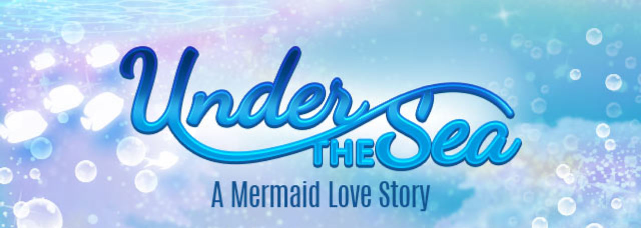 Midnight Cinderella Under the Sea Graphic