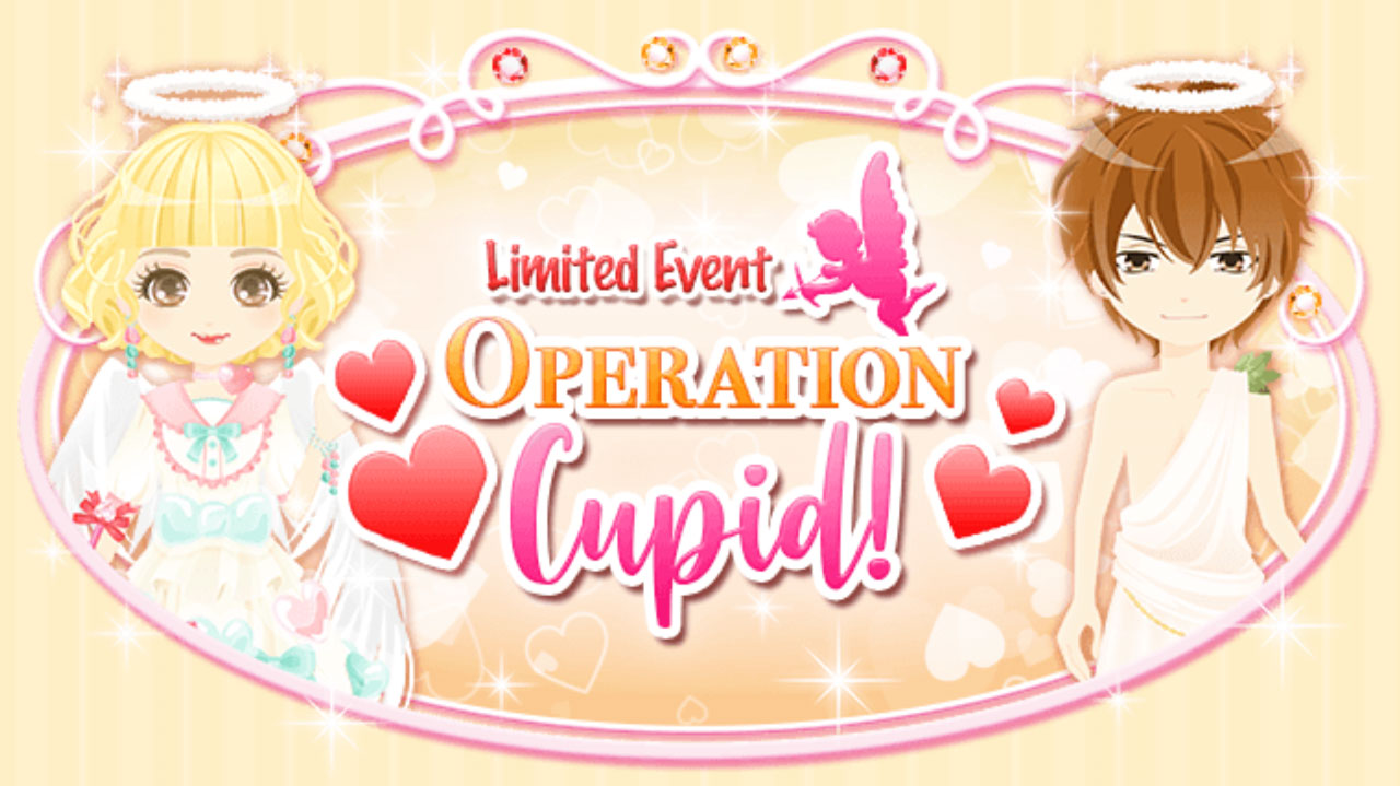 Operation Cupid Title Graphic