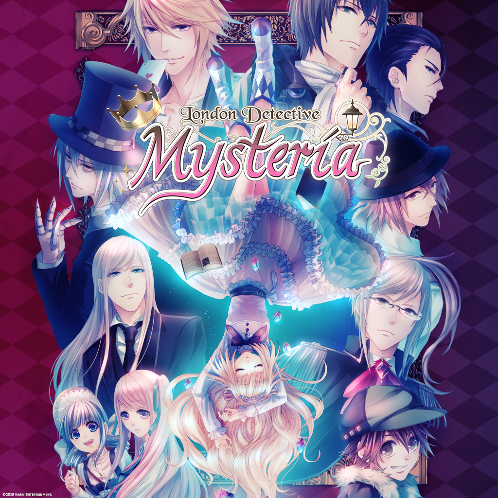 London Detective Mysteria Demo Key Art
