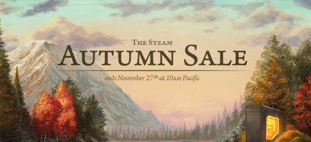 Autumn Steam Sale