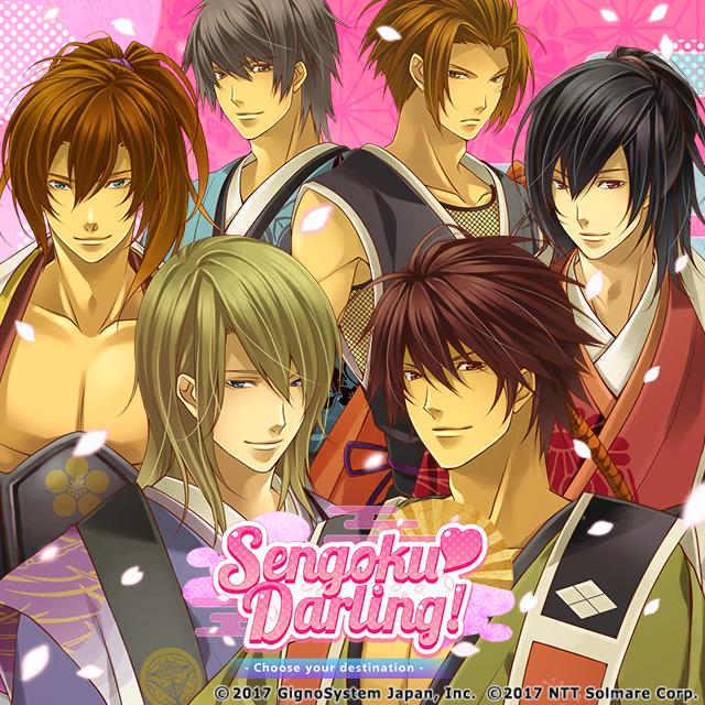 Sengoku Darling Image