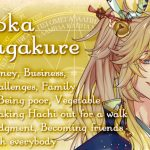 Walkthrough – Wizardess Heart – Hisoka Hagakure