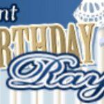"""Ikemen Revolution Holds Limited Event """"Happy Birthday Ray"""""""