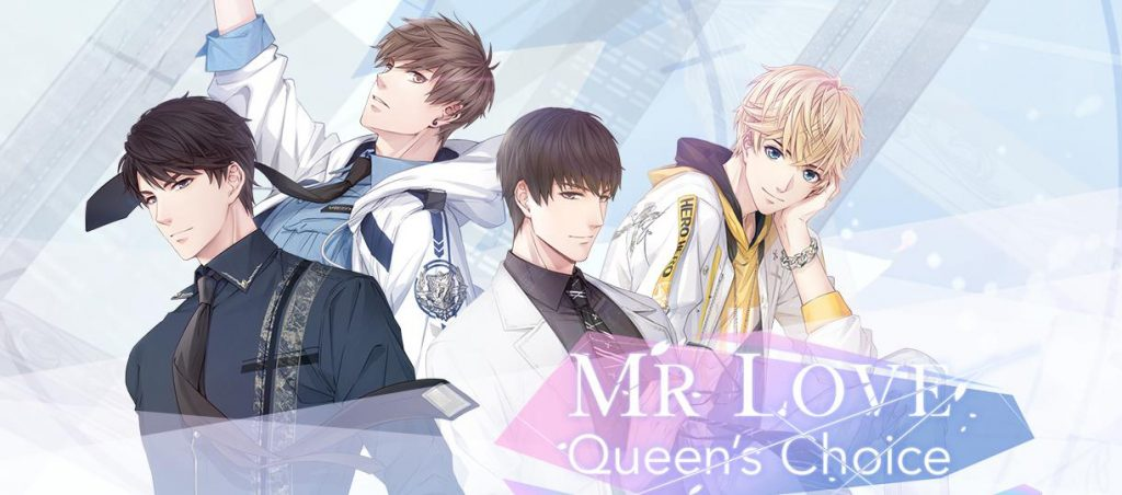 Mr  Love: Queen's Choice by Elex - Otome Obsessed