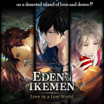 "Pre-Register for upcoming ""Eden of Ikemen: Love in a Lost World"""