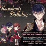 """Ikemen Vampire Story Event """"Napoleon's Birthday"""" Starting Today"""